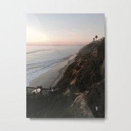 California Surfers Metal Print