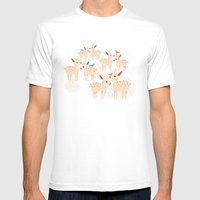 Titityy Mens Fitted Tee White MEDIUM
