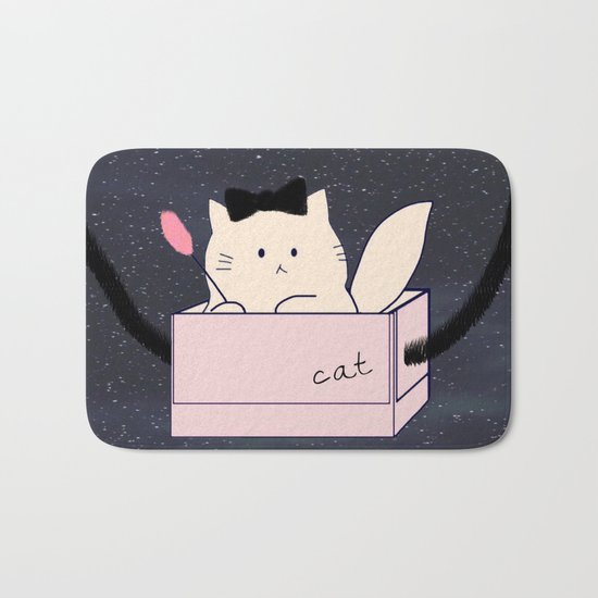 cat-366 Bath Mat