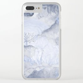 Nature Wash Clear iPhone Case