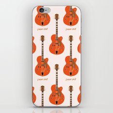 Chet's Guitar iPhone & iPod Skin