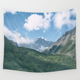 Mountains in Sichuan Wall Tapestry