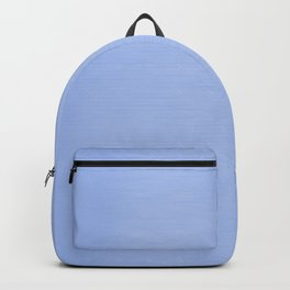 Alice Blue Streaky Hand Painted Watercolor Backpack