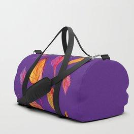 Fall pattern, autumn pattern, Duffle Bag