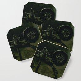 Spinning Wheel Coaster