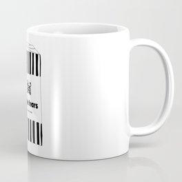 MALE TEARS MILK Coffee Mug