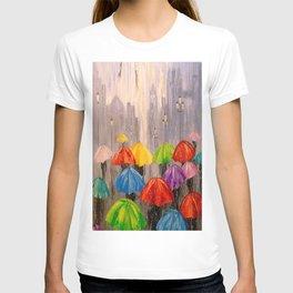 Toward the dream T-shirt