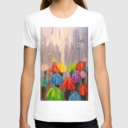 Toward the dream T-shirt