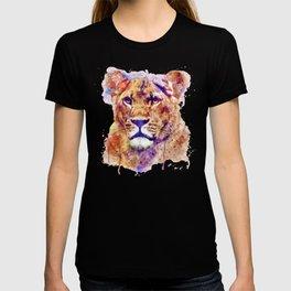 Lioness Head T-shirt