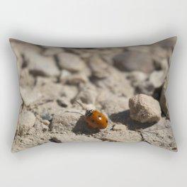 Ladybug 3 Rectangular Pillow