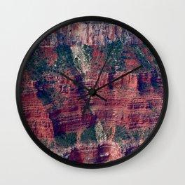 Grounding Wall Clock