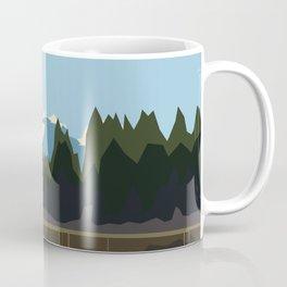 Mill Lake - Abbotsford BC Coffee Mug