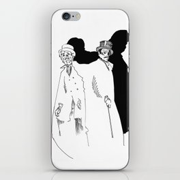Hyde iPhone Skin