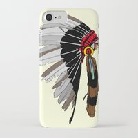 native iPhone & iPod Cases featuring Native  by weliketrees