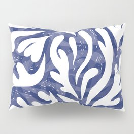 echo of the waves Pillow Sham