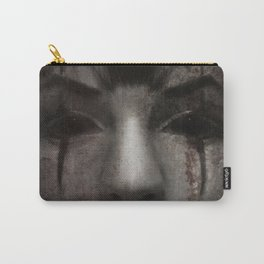 Mirrorface Carry-All Pouch