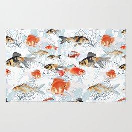 Goldfish Aquarium Rug