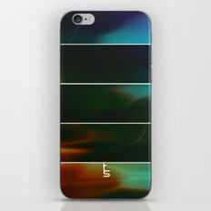 Storm Front (Five Panels Series) iPhone & iPod Skin