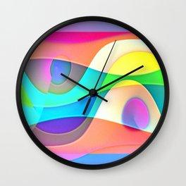 1GA Wall Clock
