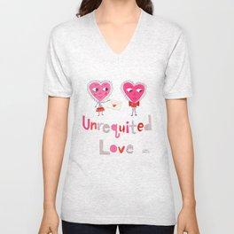 Unrequited Love Unisex V-Neck