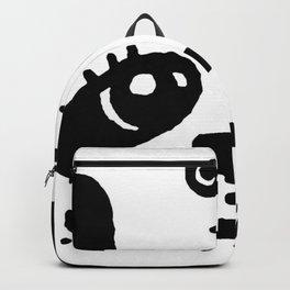 Panda Blush Backpack