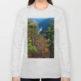 Pennsylvania Grand Canyon Long Sleeve T-shirt