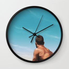 Sunday Afternoon Wall Clock