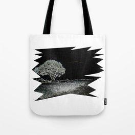 Winternacht Tote Bag