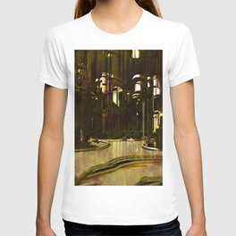 Spiritual Cathedral inner clock T-shirt