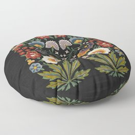 Plant a garden Floor Pillow