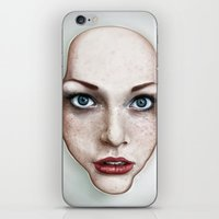 milk iPhone & iPod Skins featuring Milk by Jordygraph