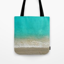Blue from the Top 4 Tote Bag