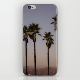 california palms iPhone Skin