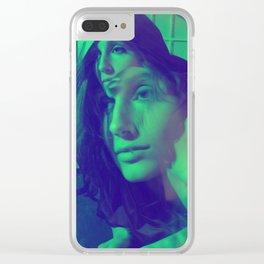 Propaganda Clear iPhone Case