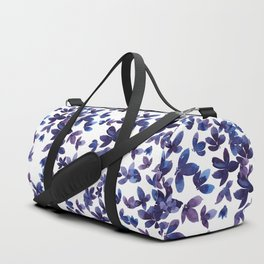 Born to Butterfly - Purple Palette Duffle Bag