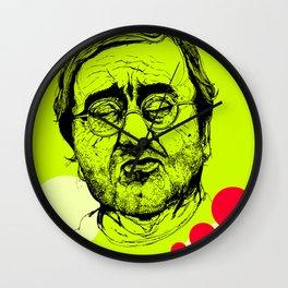 Lucio Dalla Wall Clock
