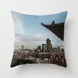 Barbican Estate Throw Pillow