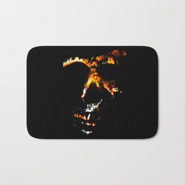 Death Charmer Bath Mat