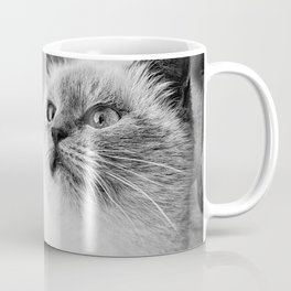 Space Meow 2 Coffee Mug