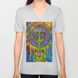 BAE: Before Alien Else Unisex V-Neck