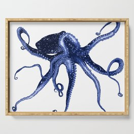 Cosmic Octopus II Serving Tray