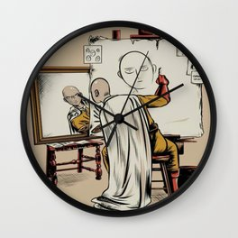 One Punch-Man Saitama 6 Wall Clock