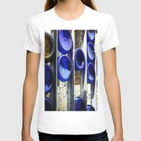 glass T-shirts featuring Glass by Blue Lightning Creative