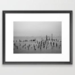 Keyport Framed Art Print