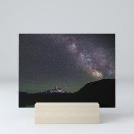 Summer Stars at Lost Lake - Nature Photography Mini Art Print