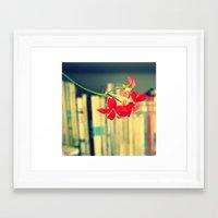 books Framed Art Prints featuring books by Eva Lesko