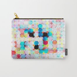 dot transparency Carry-All Pouch