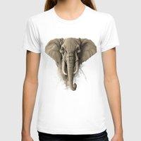 elephant T-shirts featuring Elephant by Rafapasta