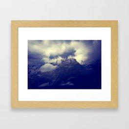 power of nature II Framed Art Print