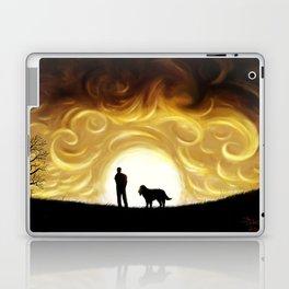 The Same Sun Laptop & iPad Skin